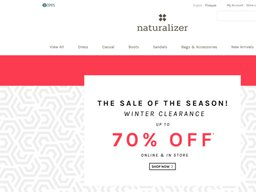 Naturalizer screenshot