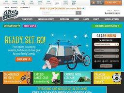 AfterSchool.com screenshot