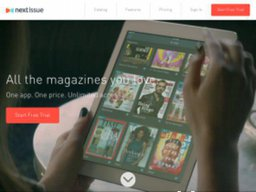 Next Issue screenshot