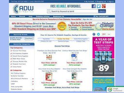 ADW Diabetes screenshot