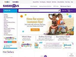 BabiesRUs screenshot
