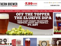 Northern Brewer screenshot