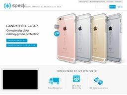 Speck screenshot