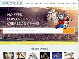 Ticket Monster screenshot