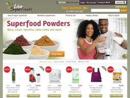 Live Superfoods screenshot