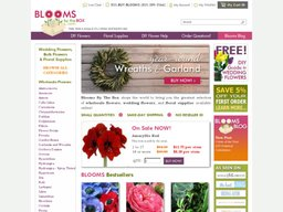 Blooms by the Box screenshot
