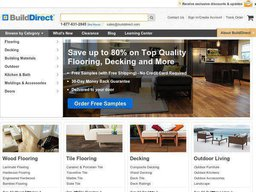 BuildDirect screenshot