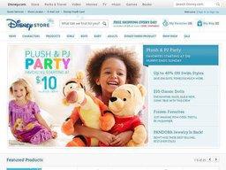 Disney Store screenshot