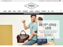 Fossil screenshot