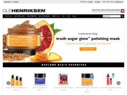 Ole Henriksen screenshot