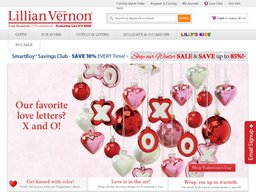 Lillian Vernon screenshot