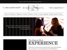 Glamour Shots screenshot