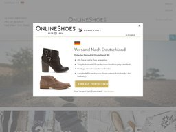 OnlineShoes screenshot