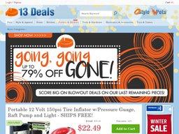 13 Deals screenshot
