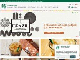 Starbucks Store screenshot