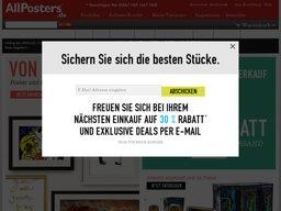 AllPosters.com screenshot