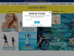Lands' End screenshot