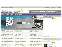 TicketsNow screenshot