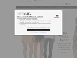 Intermix screenshot