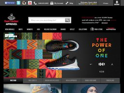 Foot Locker screenshot