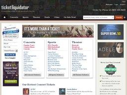 Ticket Liquidator screenshot