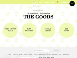 Wondershare screenshot