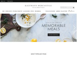 Kaufmann Mercantile screenshot