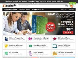 Academic Superstore screenshot