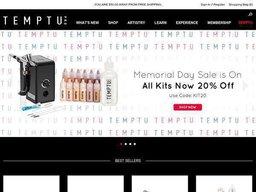 Temptu Pro screenshot