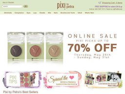 Pixi Beauty screenshot