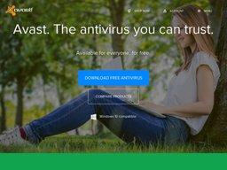 Avast screenshot