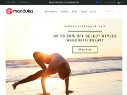 Manduka screenshot