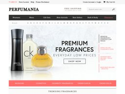 Perfumania screenshot