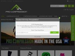 PRO Compression screenshot