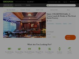 Groupon Goods screenshot