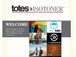 Isotoner screenshot