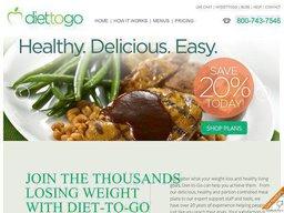 Diet-to-Go screenshot