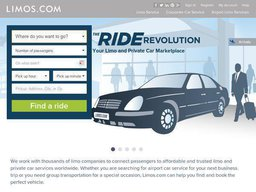 Limos.com screenshot