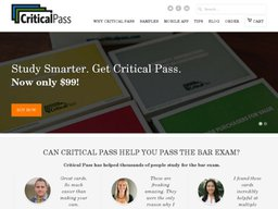 Critical Pass screenshot