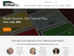 Critical Pass screenshot