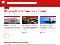 Kmart screenshot