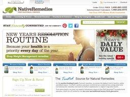 Native Remedies screenshot