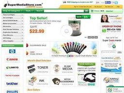 SuperMediaStore screenshot