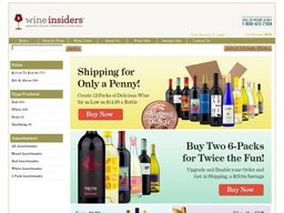 Wine Insiders screenshot