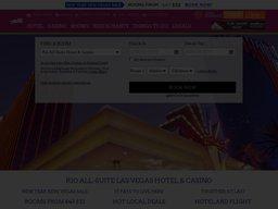 Rio Las Vegas screenshot