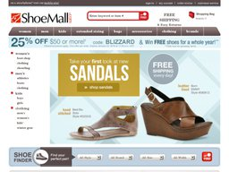 ShoeMall screenshot