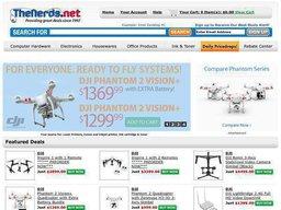 TheNerds.net screenshot