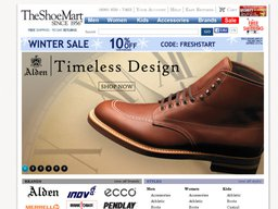 TheShoeMart screenshot