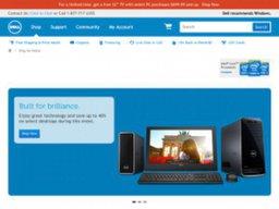 Dell Small Business screenshot
