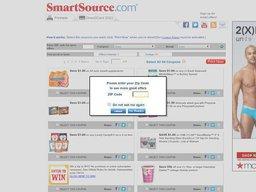 SmartSource screenshot